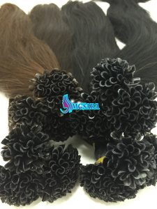 VIETNAM HAIR U TIP 18 INCHES  #1,#1B,#2,#4