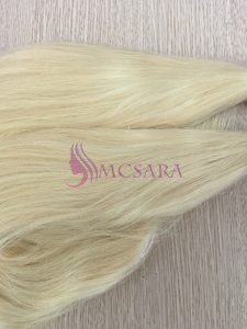 Nail Tip Blonde Colors 20 inches