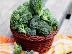 Five vegetables help your hair stronger and thinker