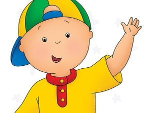 FUN FACT: WHY IS CAILLOU BALD?