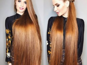 THINGS ONLY LONG HAIR GIRLS UNDERSTAND