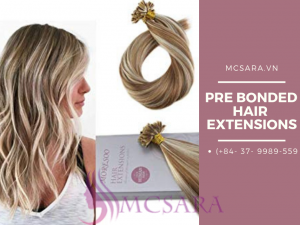 Here are 4 reasons why you should give Pre bonded hair extensions a shot
