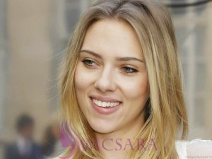 SCARLETT JOHANSSON: NO MAKEUP, NO PROBLEM