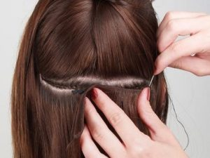 THE INTERESTING INFORMATION ABOUT WEAVE HAIR EXTENSION