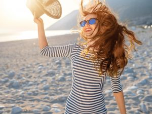 SUMMER TIPS FOR HAIR EXTENSIONS
