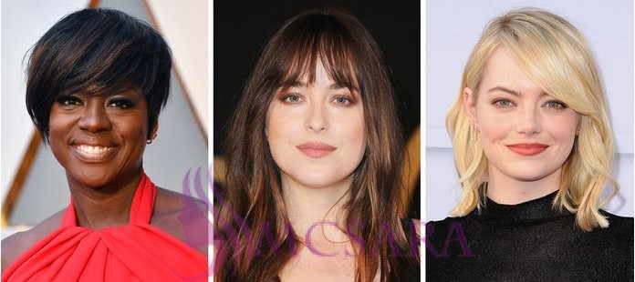 Useful Ways To Choose A Hairstyle For Round Faces